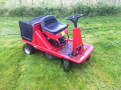 Ride On Lawn Mower Tractor Lawnflite Mtd Pinto Lawnmower