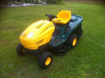 Mtd Yardman He5150k Hydro Lawn Tractor Ride On Lawnmower