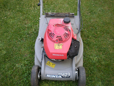 honda hrb 423 push mower lawnmowers shop. Black Bedroom Furniture Sets. Home Design Ideas