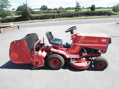 Westwood Tractors T1200 Lawn Tractor Ride On Mower
