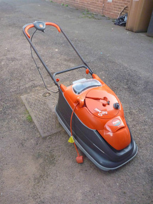 Flymo Vision Compact 350 Push Mower Lawnmowers Shop