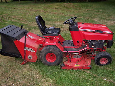 Westwood T1800 Ride On Lawn Mower Tractor 18hp Engine 48″ Cut Deck,collector - Lawnmowers Shop