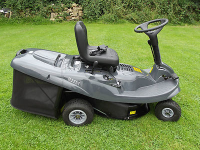 Mountfield R25m Ride On Lawn Mower Amp Collector In Superb