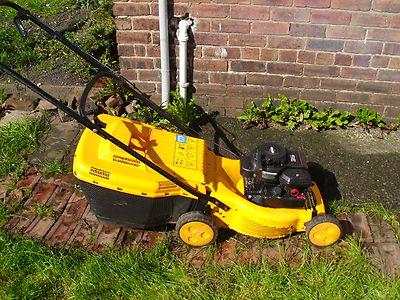Mcculloch Ml433 Lawnmac Petrol Push Lawnmower - Lawnmowers Shop