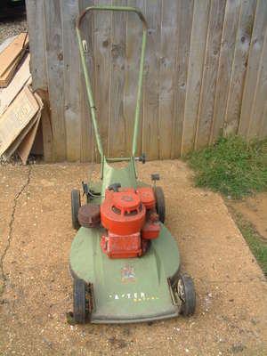Hayter Kestrel Petrol Vintage Push Lawn Mower Spares