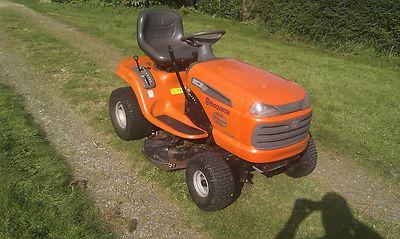 Husqvarna Lt151 Ride On Mower Lawnmowers Shop