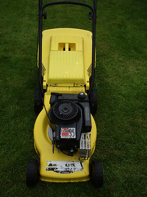 Mcculloch Ml 433 Push Petrol Lawn Mower – Recently Serviced – Fully Working - Lawnmowers Shop