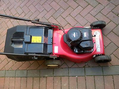 Mountfield Laser Self Propelled Petrol Lawn Mower