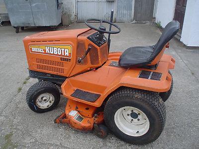kubota ghst diesel ride  mower lawnmowers shop