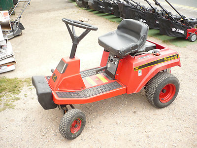 Westwood Ride On Mower Tractor Lawnmowers Shop