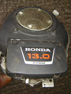 Honda 13hp V-twin Engine, As Fitted To Countax Ride On ...