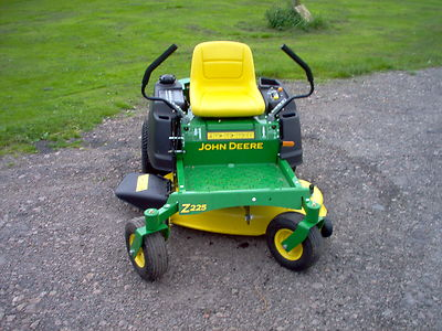 John Deere Z225 Ride On Mower Zero Turn New Lawnmowers Shop
