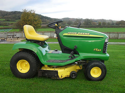 superb john deere lt ride  mower lawnmowers shop