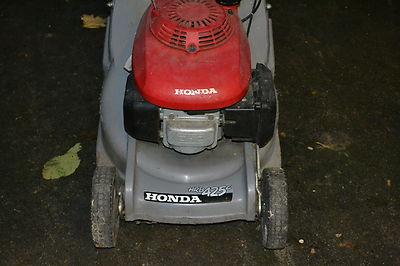 Honda Hrb 425c Push Mower - Lawnmowers Shop