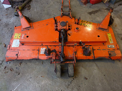 Kubota Mower Deck For Ride On Mower Compact Tractor No