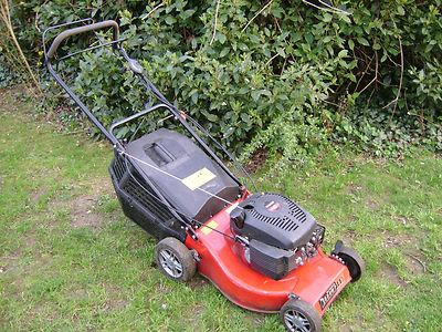Champion R484 Mountfield Self Propelled Petrol Lawnmower