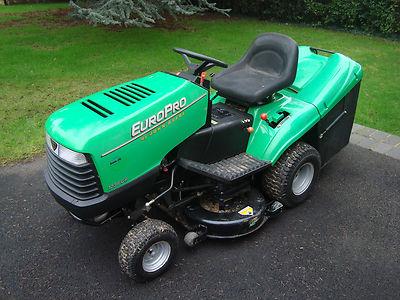 John Deere Euro Pro 1238gr Ride On Lawnmower 5 Speed