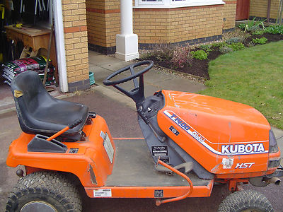 Kubota T1400 Ohv Hst Ride On No Swap Px Tractor