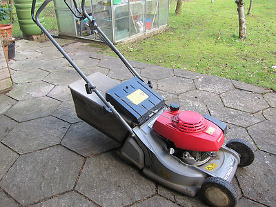 honda hrb 423 push mower with rear roller lawnmowers shop. Black Bedroom Furniture Sets. Home Design Ideas