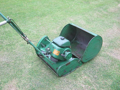 Ransomes Marquis 20 Petrol Self Propelled Cylinder Lawn