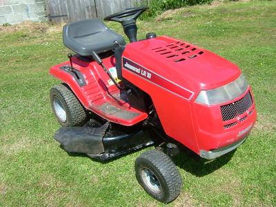 Jonsered Husqvarna Lr10 Ride On Lawn Mower Tractor South