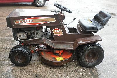 Laser L95 Westwood Ride On Mower Garden Tractor Honda