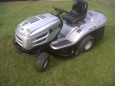 Macallister Ride On Mower Je150 92a Powered By Honda