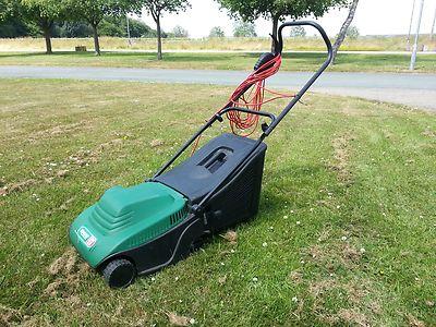Qualcast Eclipse 320 Electric Push Lawnmower Lawnmowers Shop