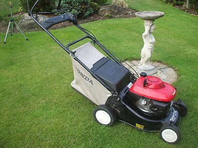 Honda Eco Hrg 41 Self Propelled Lawn Mower Lawnmowers Shop