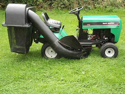 Mtd Mow Master Ride On Lawn Mower Garden Tractor