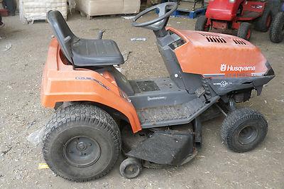 Husqvarna Lt4140g Ride On Mower Garden Tractor 4 Wheel