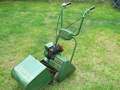 Atco Deluxe B14 Push Mower - Lawnmowers Shop
