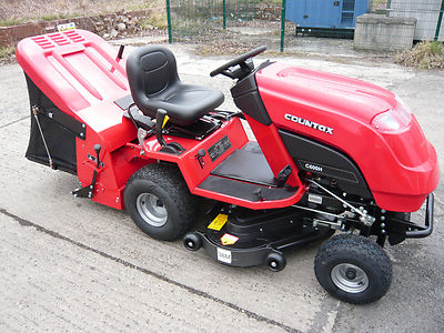 Countax C600h Ex-demo Ride On Tractor Mower,lawn Garden Tractor,westwood Mulcher - Lawnmowers Shop