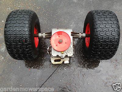 Westwood Countax Peerless Gearbox Rideon Mower Tractor Axle K18