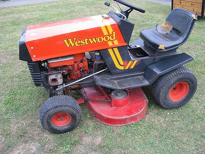 westwood  ride  mower garden tractor lawnmowers shop