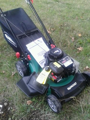 Qualcast Xsz46b Sd Petrol Self Propelled Lawn Mower Brand
