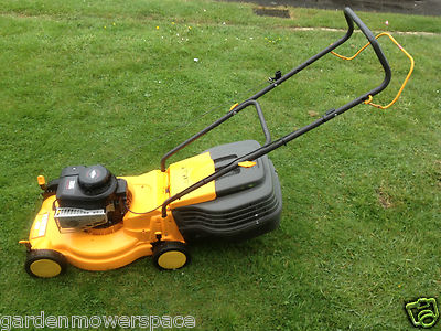 Push Petrol Rotary Lawn Mower Partner 431 Briggs And