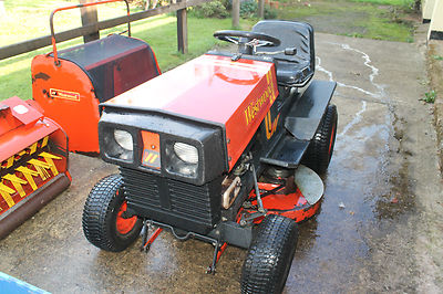 Westwood T1100 Tractor Mower With Honda Engine Sit On