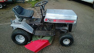 Mtd Lawnflite 12.5/38 Ride On Mower / Lawn Tractor - Lawnmowers Shop