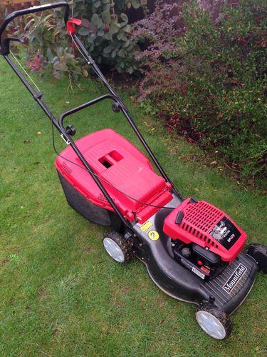 Mountfield Sp470 Self Propelled Petrol Lawn Mower
