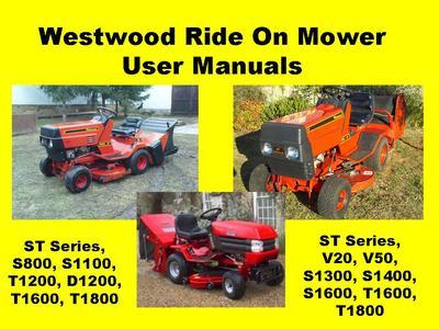 stiga ride on mower manual