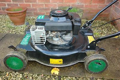 Qualcast Trojan 18s Push Mower Lawnmowers Shop