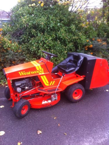 Westwood S800 Tractor Mower Ride On Lawnmowers Shop