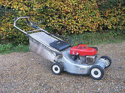 Honda Hr2160 Self Propelled Lawnmower, E.sussex - Lawnmowers Shop