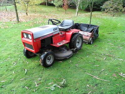 Ride On Mower Garden Tractor Lawnflite Mtd 44 Inch Cut