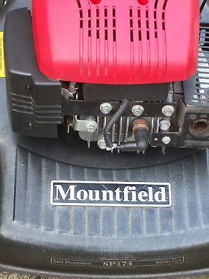 Mountfield Sp474 Rv150 Mountfield Engine Self Propelled