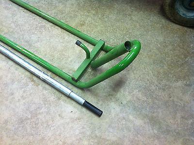 john deere easy turner ride  lawn mower jack lifter lift device lawnmowers shop