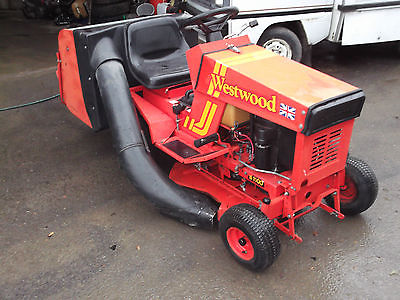Westwood S1100 Ride On Tractor Mower All Serviced And