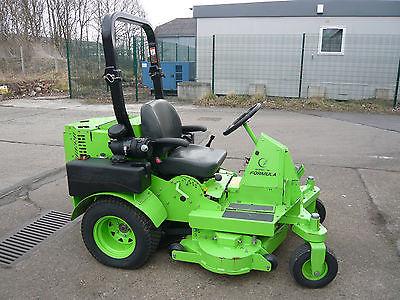Ex Demo Gizmo Diesel Zero Turn Ride On Mower Lawn Tractor