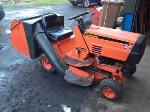 Westwood S1000 Ride On Mower Lawn Garden Tractor Spares Or